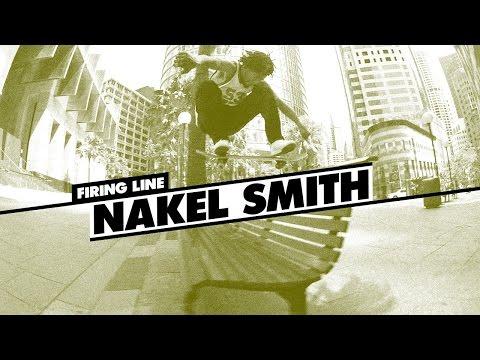 Firing Line: Nakel Smith