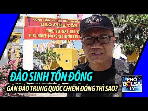 Đảo Sinh Tồn Đông: Nằm gần đảo Huy Gơ do Trung Quốc chiếm đóng thì sao?
