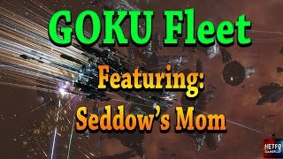 TEST Alliance Goku Fleet (Bomber Fleet) - EVE Online - Самые