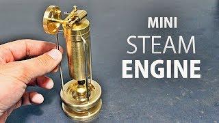 Mini Chinese Steam Engine