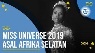 Profil Zozibini Tunzi - Miss Universe 2019 Berasal dari Afrika Selatan