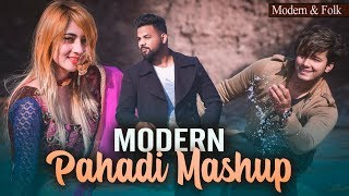 Modern Pahadi Mashup ||Ashish chamoli & Tarun pawri 2019 ||Narendra singh negi ji