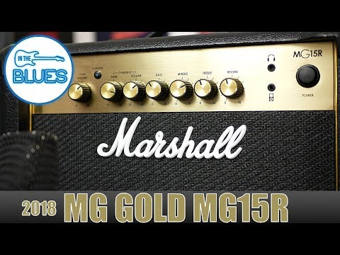 Marshall MG15R Practice Amplifier Review 💥 [MG GOLD] 💥