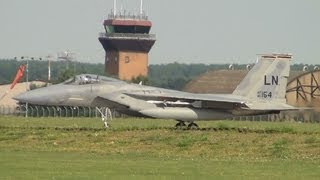 preview picture of video 'RAF Lakenheath 28th August 2013'