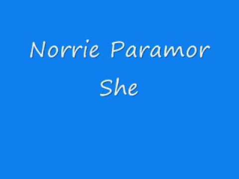 Norrie Paramor - She