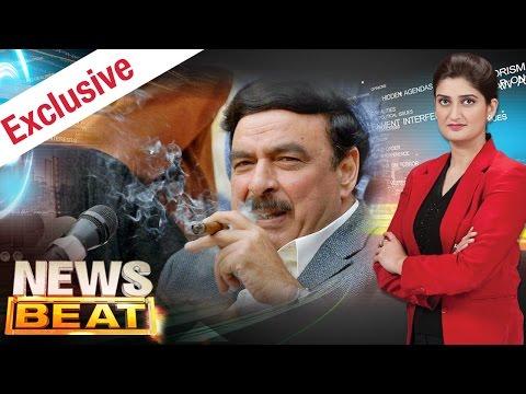 Sheikh Rasheed Exclusive | News Beat | SAMAA TV | Paras Jahanzeb | 16 April 2017