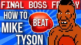 Punch Out How to Beat Mike Tyson Tutorial Final Boss Friday