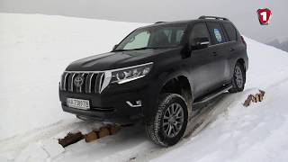 SUV&SNOW: Toyota Land Cruiser Prado