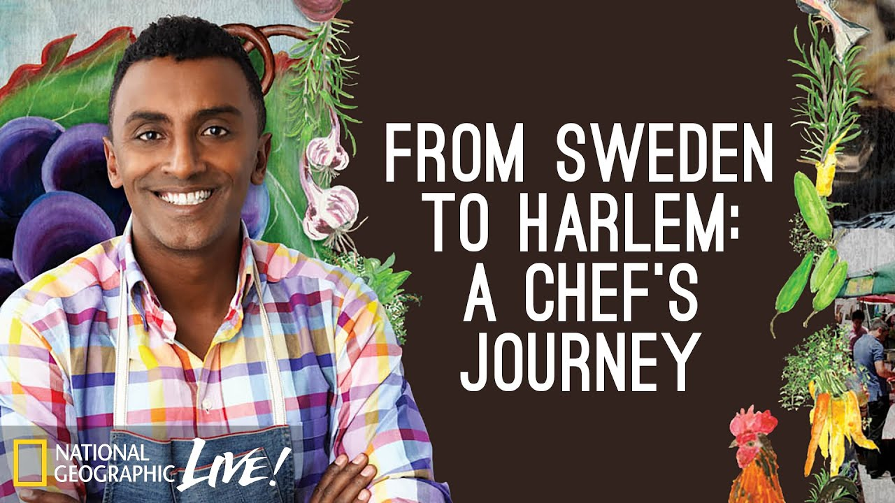 From Sweden to Harlem: A Chef's Journey   Nat Geo Live thumbnail