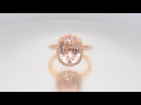 Untreated certified sapphire 7.5CT