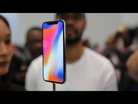 Apple iPhone X 64GB Video #1