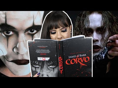 O Corvo - James O'Barr [HQ x Filmes]