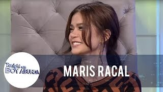 [ABSCBN]  TWBA: Maris Racal is happy about Iñigo Pascual being not being in a hurry with their relationship