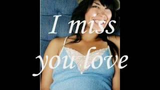 Maria Mena- I miss you love