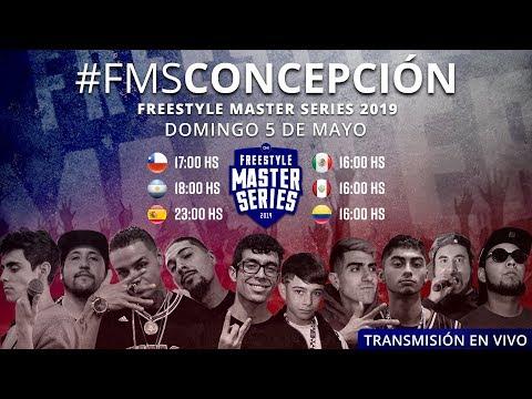 FMS CHILE - Jornada 2 #FMSConcepción Temporada 2019 Oficial