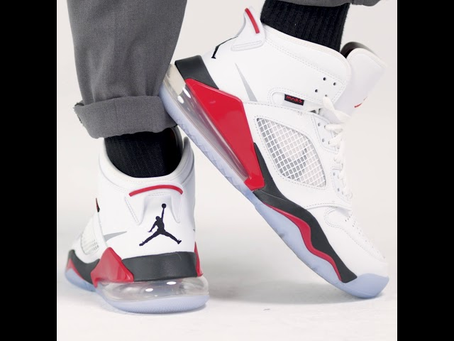 Vídeo : AIR JORDAN MARS 270