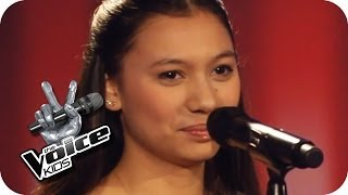 Wolfgang Amadeus Mozart - Der Hölle Rache (Kieu) | The Voice Kids 2013 | Blind Audition | SAT.1