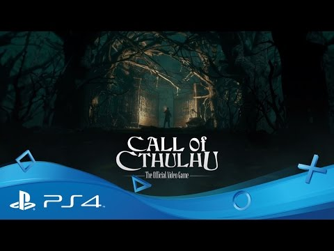 The Official Call Of Cthulhu Game Looks A Bit Like The Evil Within