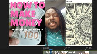 How to make money without a full-time or part-time job