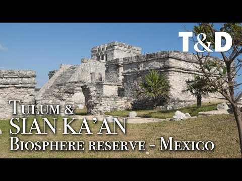 Sian Ka'an Biosphere Reserve and Tulum Video Guide – Mexico Tourism Guide – Travel & DIscover