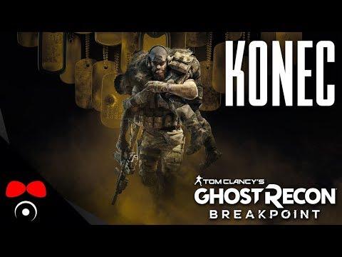 KONEC! | Ghost Recon: Breakpoint feat. FlyGunCZ #18
