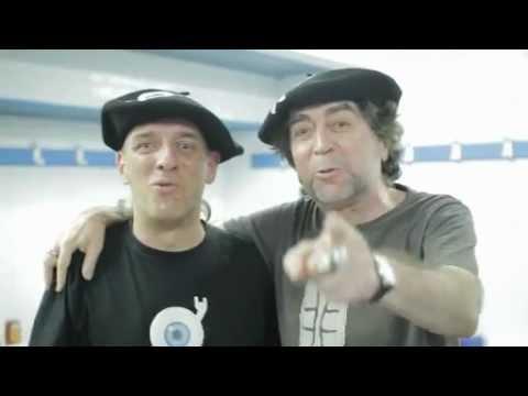Joaquín Sabina, con Txapelas y a lo loco!!!