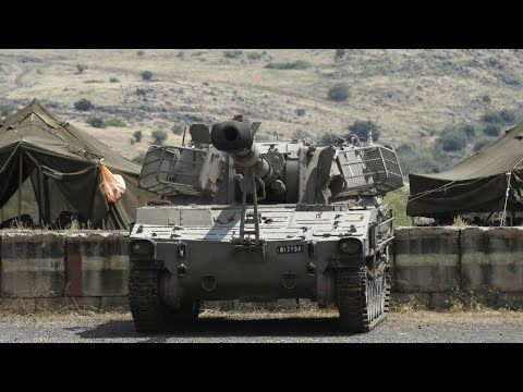 Israel retaliates after Iranian forces 'shell Golan Heights'