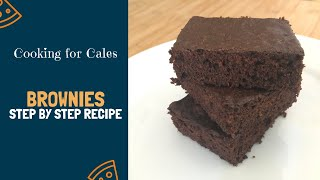 recipe for chocolate brownies using cocoa powder