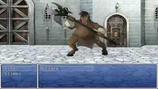 Dargon Quest: Gameplay Demo - Part 2