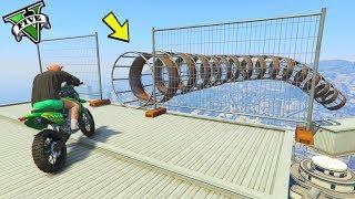GTA 5 ONLINE 🐷 IL TUBO RARO E TRIAL ESTREMO !!! 🐷 GARE PARKOUR 🐷N*157🐷 GTA 5 ITA 🐷 DAJE !!!!!!!