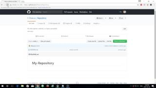 How to use Git to create, delete and download files from GitHub