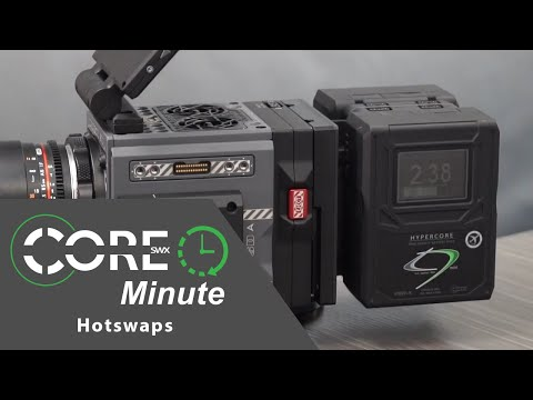 CORE Minute: Hot Swaps