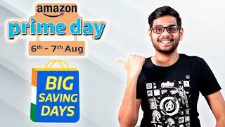 Best Deals on Amazon Prime Days & Flipkart Big Saving Days ⚡⚡⚡