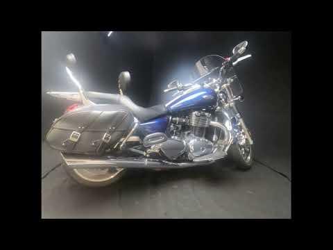2011 Triumph Thunderbird ABS in De Pere, Wisconsin - Video 1