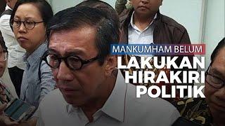 "Menkumham Yasonna Laoly Tak Ingin Lakukan ""Harakiri Politik"" untuk Lindungi Kader PDIP Harun Masiku"
