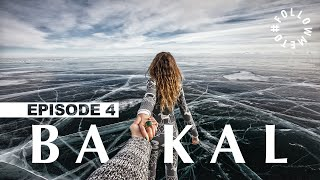 #FollowMeTo Lake Baikal. Episode #4 | Hivus ride | Fishing | Skating on Baikal