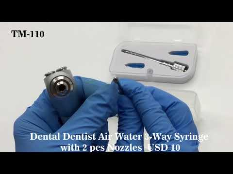 Dental Dentist Air Water 3-Way Syringe