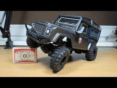 RGT 136240 V2 - Incredible mini crawler !! + top 2019 RC models
