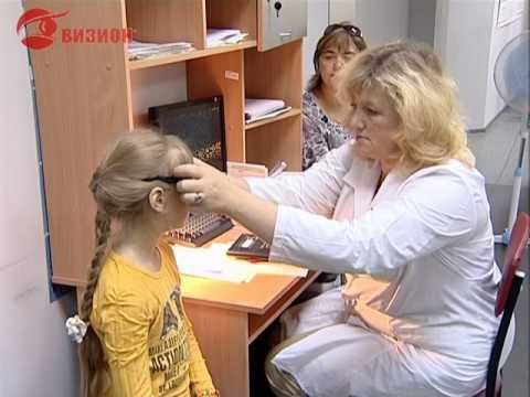 Измерение остроты зрения в очках