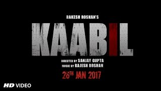 Trailer of Kaabil (2017)