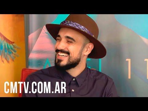 Abel Pintos video Es mi sangre el Folklore - Entrevista CM | Octubre 2016