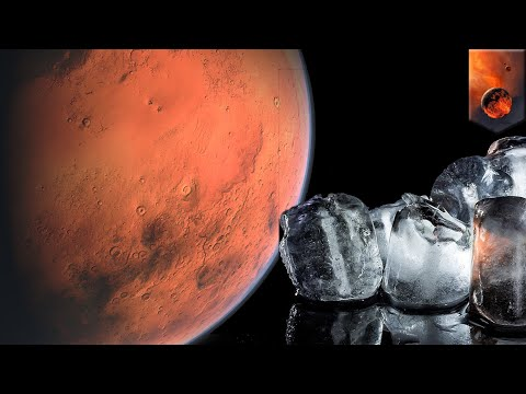 Water on Mars: Scientists find ice sheets, cliffs close to Martian surface - TomoNews