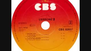 Cerrone - Give Me Love (Dj S Bootleg Extended Dance Re-Mix)