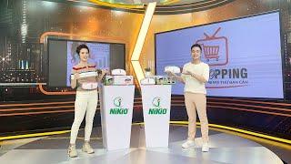 Video đai massage bụng rung lắc Nikio NK-169 và đai massage bụng rung lắc Nikio NK-169DC