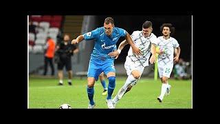 Spektakel in der Europa League: Zenit gewinnt 8:1 nach Verlängerung – trotz Unterzahl