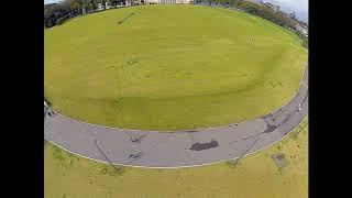 "Geprc Run 3"" DJI Airunit - Flying with birds then some speed runs"