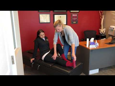 Chiropractic Knee Rehabilitation