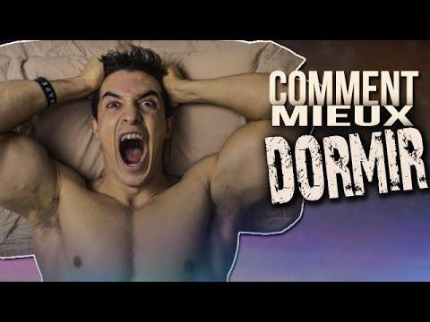 COMMENT MIEUX DORMIR ??