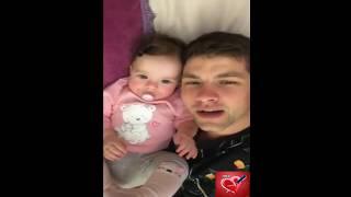 Дмитрий Дмитренко с дочкой Василисой прямой эфир 2 12 2018 Дом2 новости 2018
