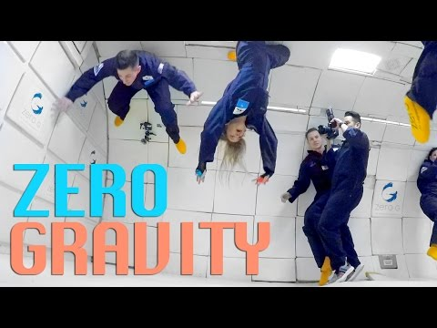🚀 Zero Gravity Flight!